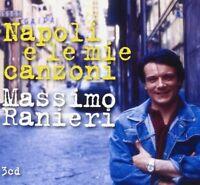 cd RANIERI MASSIMO Napoli E Le Mie Canzoni (3 Cd)