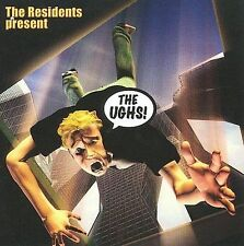 The Ughs! by The Residents (CD, Dec-2009, MVD Audio)