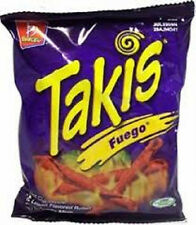 Takis Fuego 4 oz. box of 20 SUPER DUPER FRESH  LIKE ALWAYS L@@K