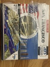 San Francisco History Over Time 4D Cityscape Puzzle 1000+ Pieces