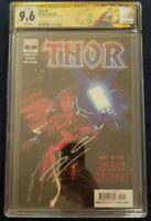 Thor #5 (Marvel 2020) CGC SS 9.6 Donny Cates signature (1st app Black Winter)
