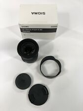 SIGMA Zoom Lens Contemporary 17-70mm F2.8-4 DC MACRO HSM for SONY