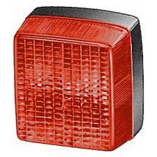 Luz antiniebla trasera: antiniebla negro 12 Con Lente Roja | Hella 2NE 003 315-011