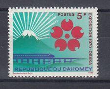 D. Eisenbahn - Lokomotiven   Dahomey  419  **  (mnh)