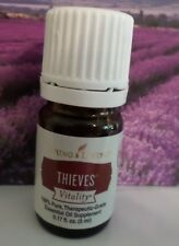 NEW BATCH-Young Living Essential Oil~THIEVES VITALITY-Pure therapeutic grade-5ML