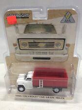 Greenlight 1:64 1984 Chevrolet C60 Grain Truck White