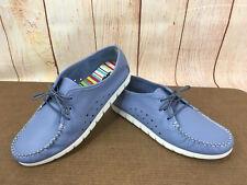 SAS Women's Size 9 M Shoes BREEZY Light Blue Sport Leather Quality USA P60(5)
