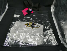 New Baltimore Ravens Clear Plastic Football Bag Foco NFL Tote Stadium Approved