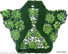 Handmade Hand-wash Only Casual Floral Tops & Blouses for Women