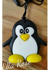 Silicone Necklace Jewellery Sensory No BPA Aspergers ADHD Chewlery Child Adult