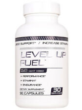 Level Up Fuel - Energy & Stamina Booster for Men & Women 90 Caps Usa