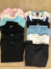 Lot of 12 Womens VTG Tennis Long Sleeve Shirts Nike/Adidas Mostly Sm/SmMed ECU