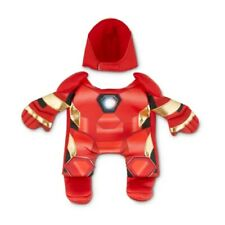 Petco Marvel Iron Man Light Up Illusion Suit Costume for Dog