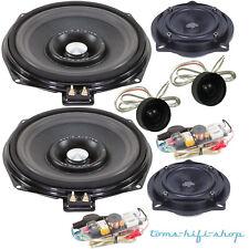 Audio System X200 BMW EVO-2 3-Wege-System 680 Watt Lautsprecher Set E-F-Modelle