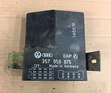 VW Golf MK1 CABRIO PASSAT B3 elettrico Modulo di controllo di Windows 357959875