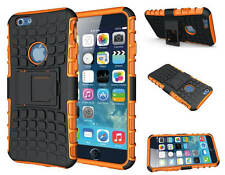 for Apple iPhone X iPhone 10 Shockproof Anti Scratch Armor Orange Case Cover