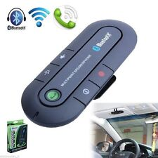 KIT BLUETOOTH VIVAVOCE PER AUTO UNIVERSALE TABLET SMARTPHONE SPEAKER CELLULARE