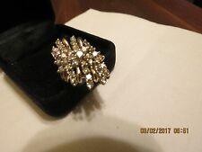 14k ladies ring with 2.34 cts all si2 clarity i-j color