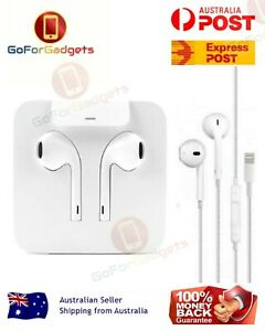 Genuine Apple Earphones Headphones EarPods A1748 For iPhone7 8 PLUS X XR XS MAX
