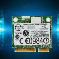 PCI-E BCM94322HM8L DW1510 PW934 Mini Dual Band 300M E4200 Wir D5O0 Card T1Y5