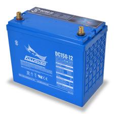 BAFRDC150-12 Fullriver Full Force AGM Deep Cycle Batteries 150AH/12V Quantity 1