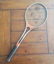 Vintage 1970's Yonex Yy Alumina Gold Metal Tennis Racquet Japan