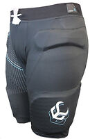 DEMON S15 Womens Flex Force Pro Padded Snowboard Shorts Hip, Coccyx Protection