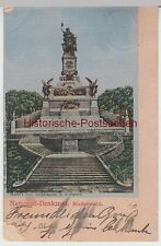 (96054) AK Niederwalddenkmal, Rüdesheim, Rhein 1902