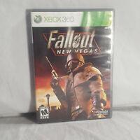 Complete Xbox 360 Fallout New Vegas TESTED & GUARANTEED!