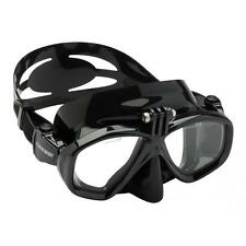 Cressi ACTION MASK spearfishing SCUBA scuba diving free dive GO PRO professional