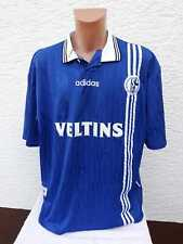 FC Schalke 04 Trikot 1997 adidas Heim Veltins XXL Maillot Shirt Jersey WILMOTS