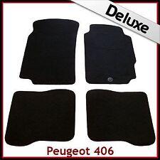 PEUGEOT 406 1995 - 1998 1999 2000 2001 2003 2004 1300g DI LUSSO SU MISURA tappetini AUTO