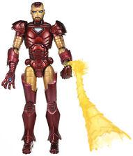 "Marvel Universe IRON MAN vs punisher 4"" 1:18 Scale Action Figure Hasbro 2010"