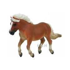 CollectA 88605 Chestnut Shetland Pony Model Horse Toy Replica - NIP