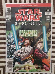 Star Wars Republic #51 First Appearance Durge NEWSSTAND