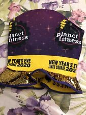 New Years Eve Times Square Planet Fitness 2020 Hat From Nyc Times Square New