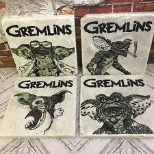Gremlins Cult Movie Stone Coasters Critters