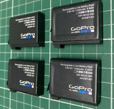 GoPro HERO4 Batteries - 100% Original x 4 - AHDBT-401