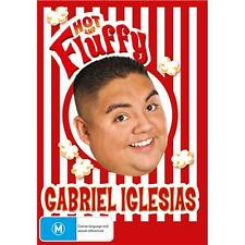 Gabriel Iglesias - Hot And Fluffy (DVD, 2010) Region 4