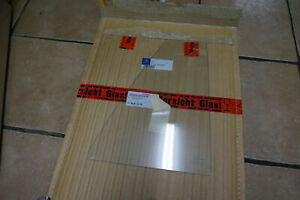 MERCEDES BENZ W124 ESTATE REAR RIGHT DOOR QUARTER GLASS CLEAR A1247350609 NEW
