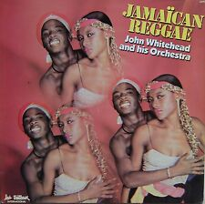 "Vinyle 33T John Whitehead and his Orchestra ""Jamaican reggae"""