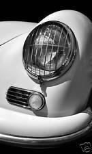 1957 Porsche 356 Speedster Vintage Classic Car Photo (Ca-0347)