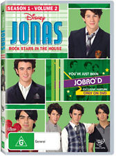 JONAS - (Season 1 - Volume 2) - TV Shows / Comedy - NEW DVD