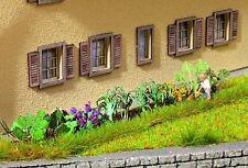 14054 NOCH Schrebergarten, 17 Pflanzen H0