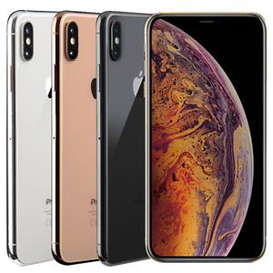 Apple iPhone XS Max - 64GB - Black  (Sprint T-mobile) A stock