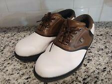 FootJoy Mens Golf Shoes Size 8.5 Wide # 45330