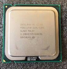 Intel Pentium/SLA8X/Processor CPU/2 Cœurs/LGA 775