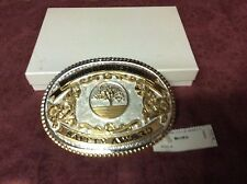 Belt Buckle Brand New in box with tag- value $155