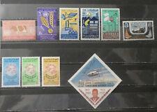 TIMBRES REP. ARABE du YEMEN** lot avec séries complètes, postes aériennes (A187