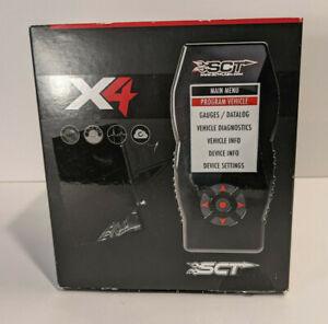 SCT X4 #7015 Flash Programmer all FORD like F-150, F-250, F-350